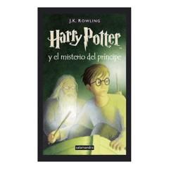 SALAMANDRA - Harry Potter Y El Misterio Del Principe 6 Tapa Dura