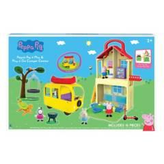 PEPPA PIG - Set Casa & Campervan Peppa