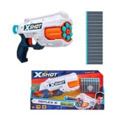 X-SHOT - Lanzador De Dardos Reflex 6