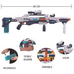 X-SHOT - Lanzador De Dardos Regenerator