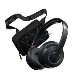 SKULLCANDY - Audifono Skullcandy Cassette bt  Black + Sidebag Skullcandy Black