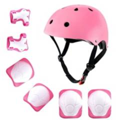 SPORT - Casco de protección deportiva para niñas