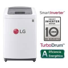 LG - Lavadora LG Smart Inverter Carga Superior WT16WPB 16 Kg Blanca