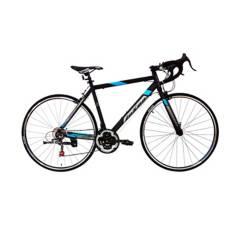 LEKEN - Bicicleta Ruta Aro 700CC Talla 52 cm