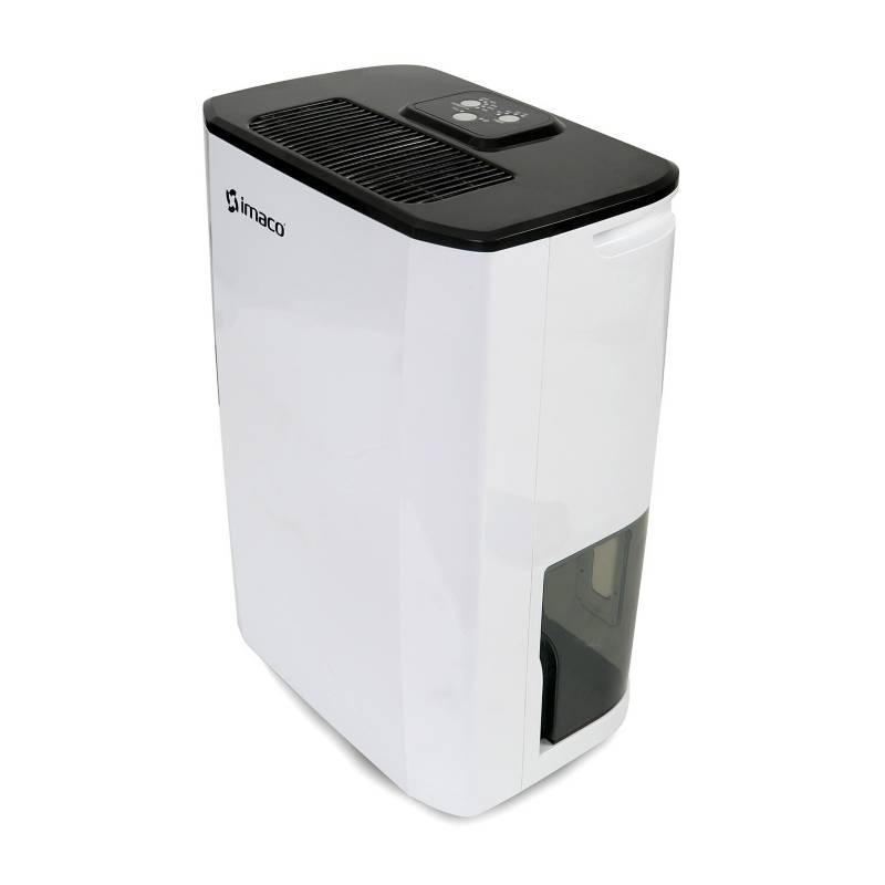 IMACO - Deshumedecedor Digital DHE1002 10 litros