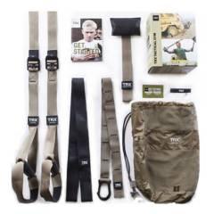 TOTAL FITNESS - Tactical Gym Kit completo + Brasalete TRX