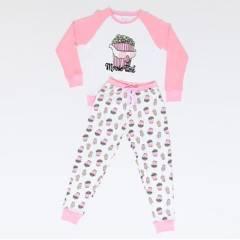 KAYSER - Pijama Juvenil de Algodon