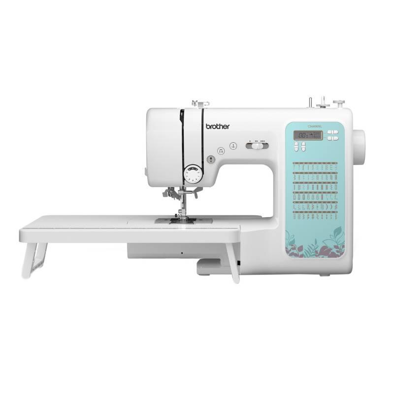 BROTHER - Máquina de coser CS6000XL Computarizada