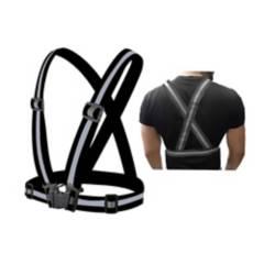 XCLUSIVE - Chaleco Reflectivo para Bicicleta