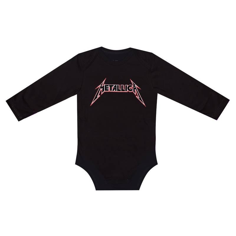 METALLICA - Body Bebo Metallica Negro