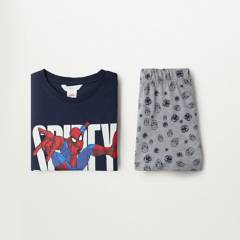 MANGO KIDS - Pijama Pack Spidey Algodón Niño
