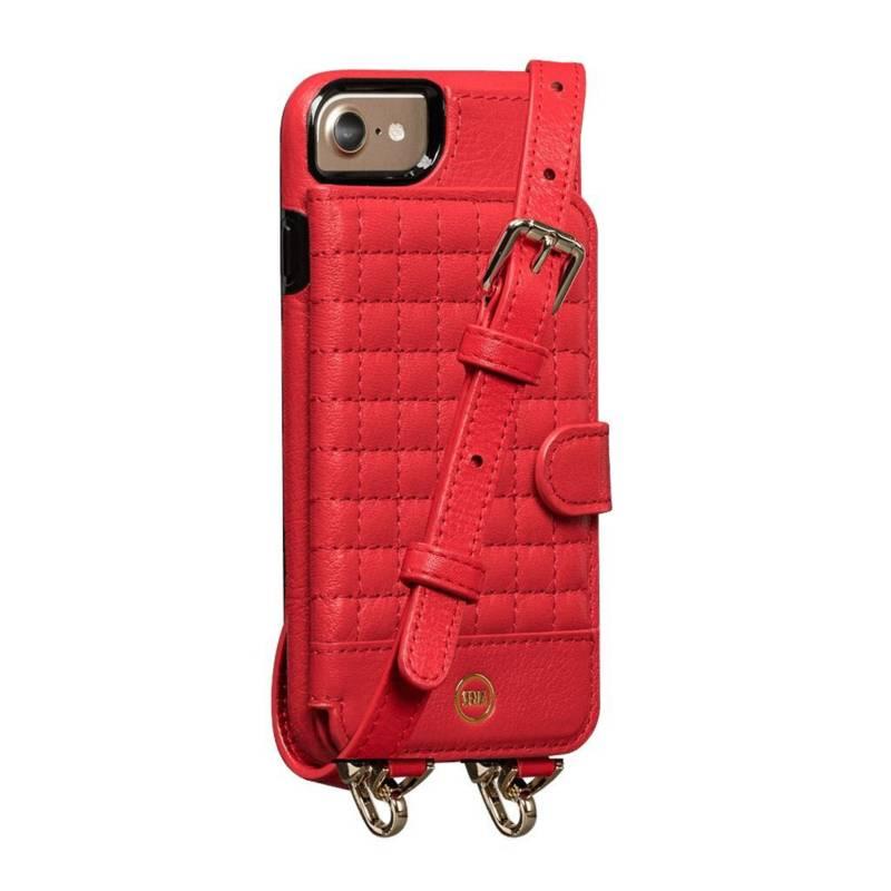 TARGUS - Case IPhone 8 y 7 color rojo SFD30603AMUS