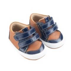 BABY CLUB CHIC - Zapatillas para Bebé de 100% Cuero Niño