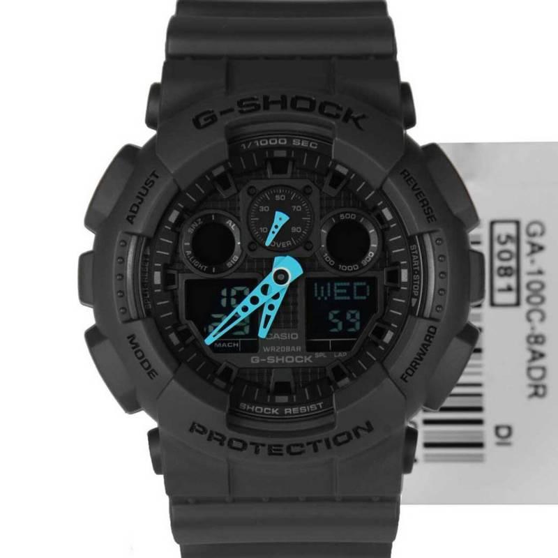 CASIO - Reloj G-Shock GA100C - 8A