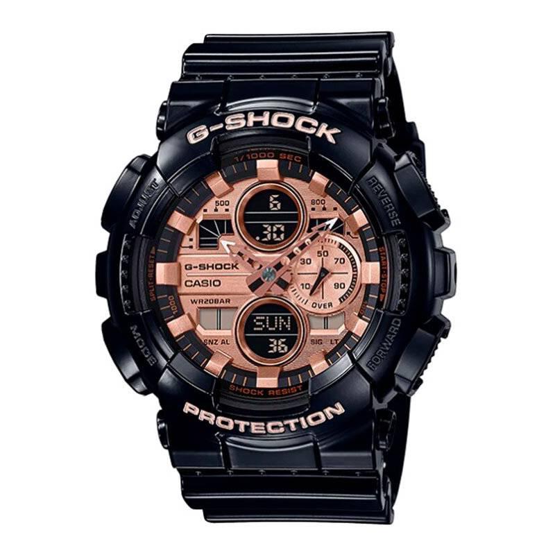 CASIO - Reloj Resina Hombre GA-140GB-1A2