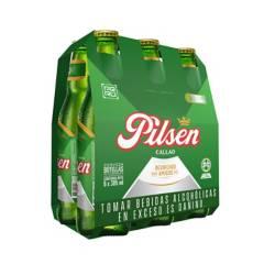 PILSEN CALLAO - Six Pack Cerveza Pilsen Callao 305ml