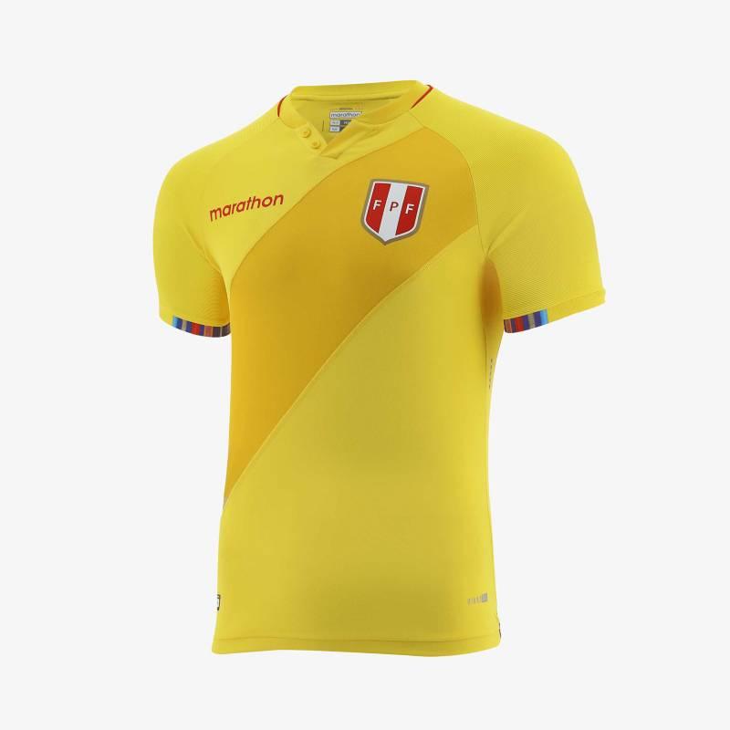MARATHON SPORTS - Camiseta Deportiva FPF Arquero 1 Fútbol Hombre