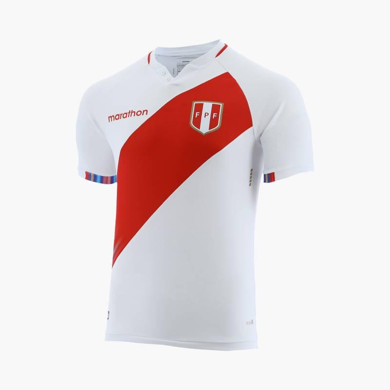 MARATHON SPORTS - Camiseta Deportiva FPF Estadio Home Fútbol Hombre