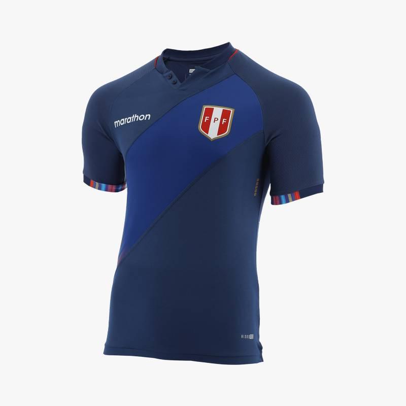 MARATHON SPORTS - Camiseta Deportiva FPF Estadio Away Fútbol Hombre
