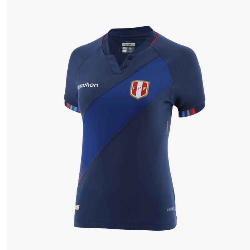 MARATHON SPORTS - Camiseta Deportiva FPF Estadio Away Fútbol Mujer