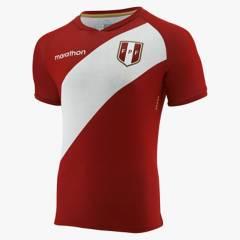 MARATHON SPORTS - Camiseta Deportiva FPF Elim Hinchada Fútbol Hombre