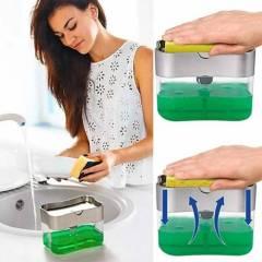 GENERICO - Dispensador de Detergente Líquido O Lavavajilla