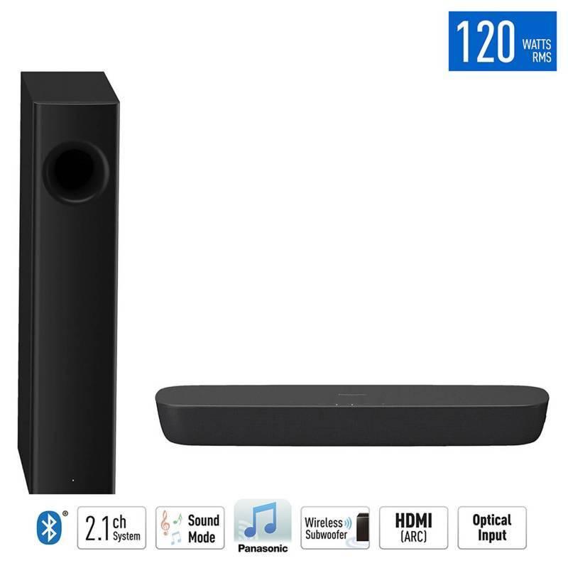 PANASONIC - Soundbar SC-HTB250EGK 120 W
