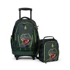 XTREM - Mochila Con Ruedas Cross Pack 098 Scary Dino