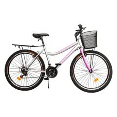 MONARETTE - Bicicleta Urbana Master City Aro 26 Mujer