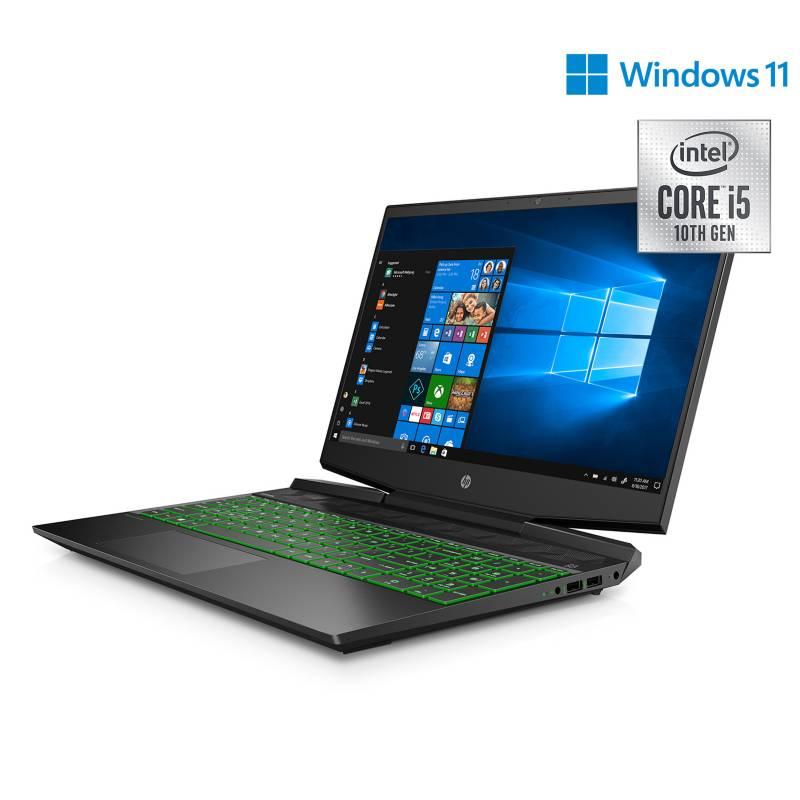 "HP - Laptop HP Pavilion Gaming 15-dk1021la Intel Core i5 15.6"""