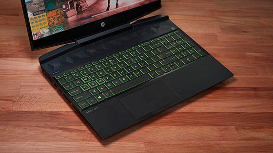 Notebook HP Pavilion Gaming 15-dk1026la Diseño Gamer