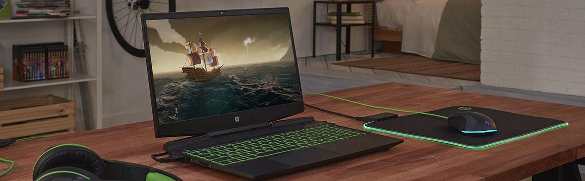 Notebook HP Pavilion Gaming 15-dk1026la una experiencia a otro nivel