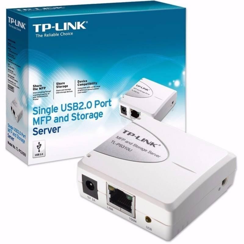TP-LINK - Servidor MFP Almacenamiento port USB TL-PS310U