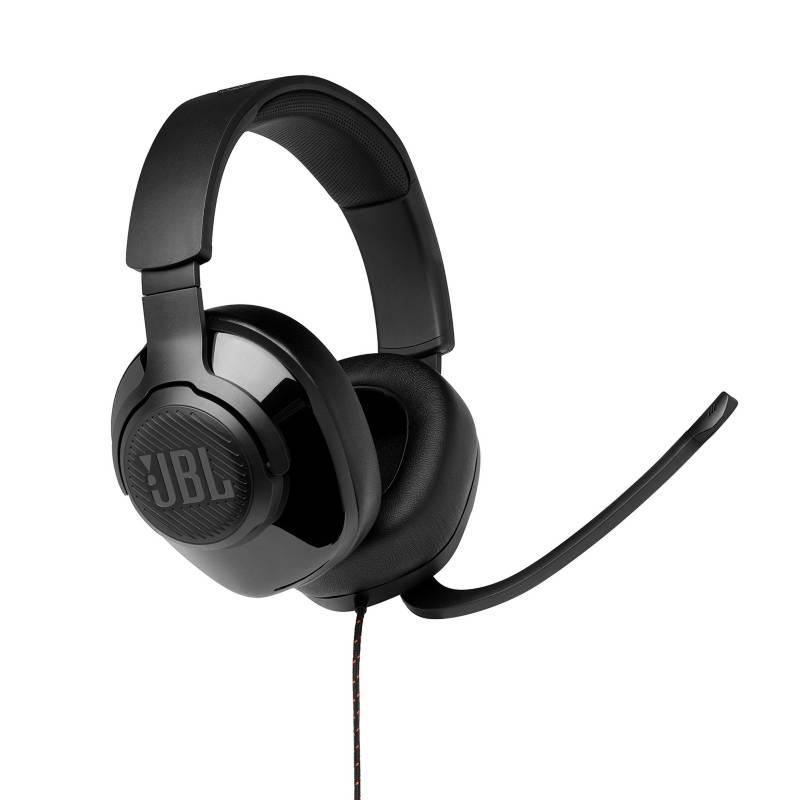 JBL - JBL QUANTUM HEADPHONES Q200 BLACK