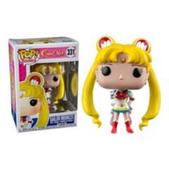 FUNKO - Figura Sailor Moon - Crisis Outfit (SE)
