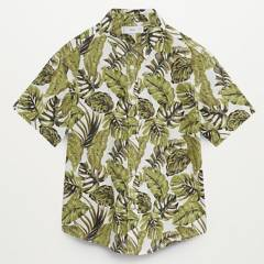 MANGO KIDS - Camisa Fiji8 Algodón Niño