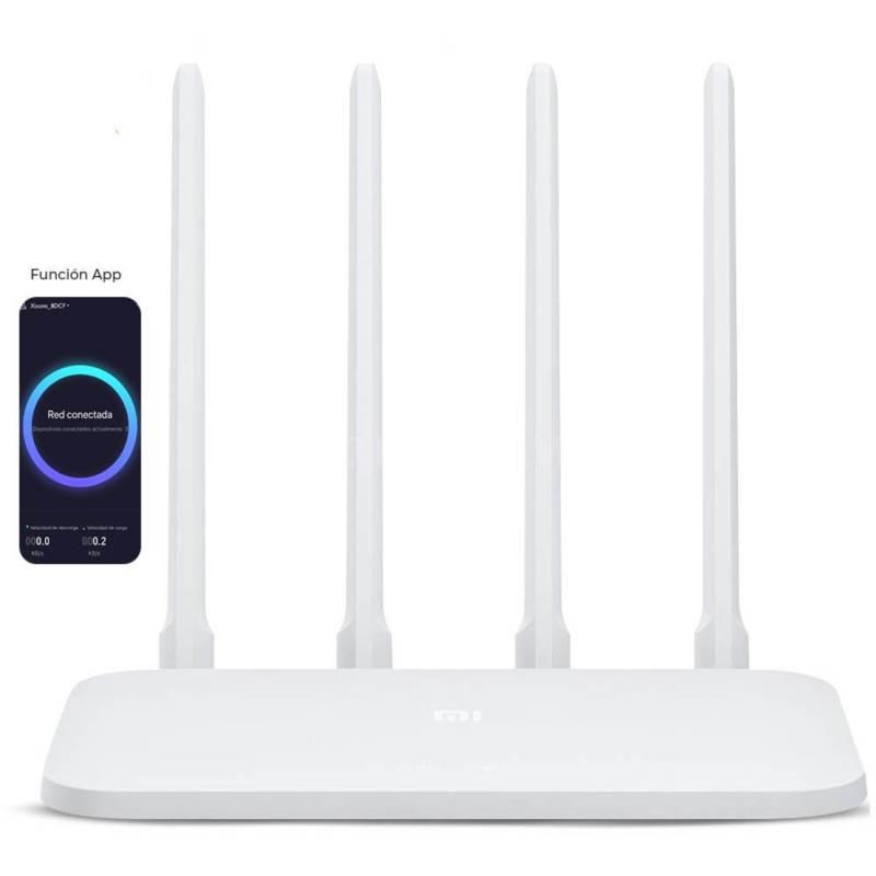XIAOMI - Mi Router 4C 300mbps App Modem Inteligente