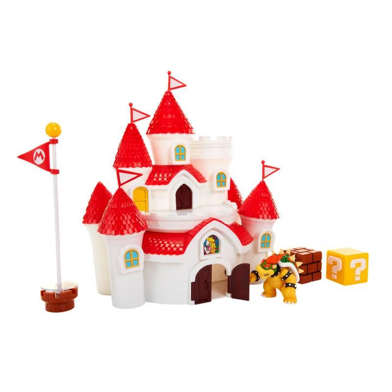 NINTENDO - Set Castillo de Mushroom Kingdom