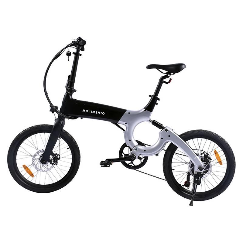 Movimento - Bicicleta Eléctrica Milan