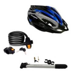 XCLUSIVE - Kit de Protección Casco Mtb