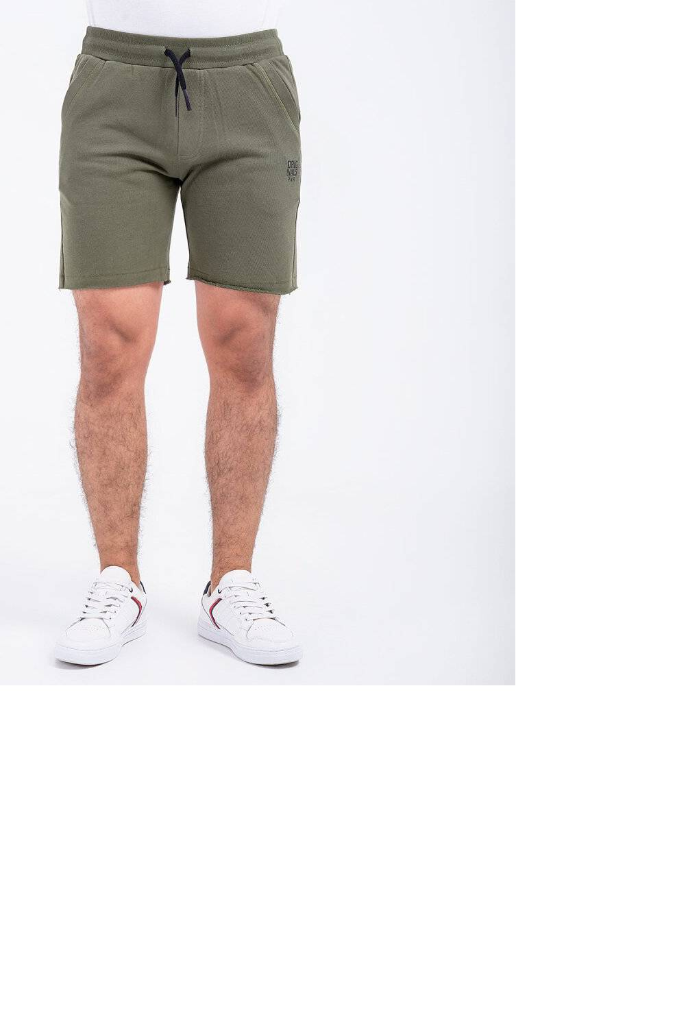 PIONIER - Short French Terry Hombre