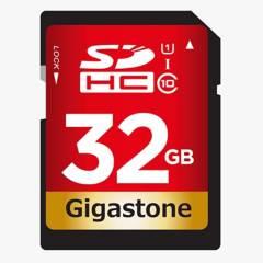 GIGASTONE - Tarjeta SDHC 32GB