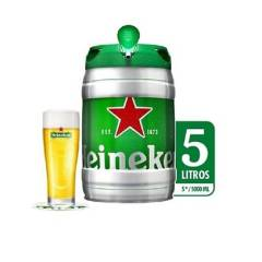 HEINEKEN - Cerveza Heineken Barril 5 Litros