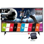 LG - TV LED AI ThinQ Smart 32LM637B + Audífonos JS2