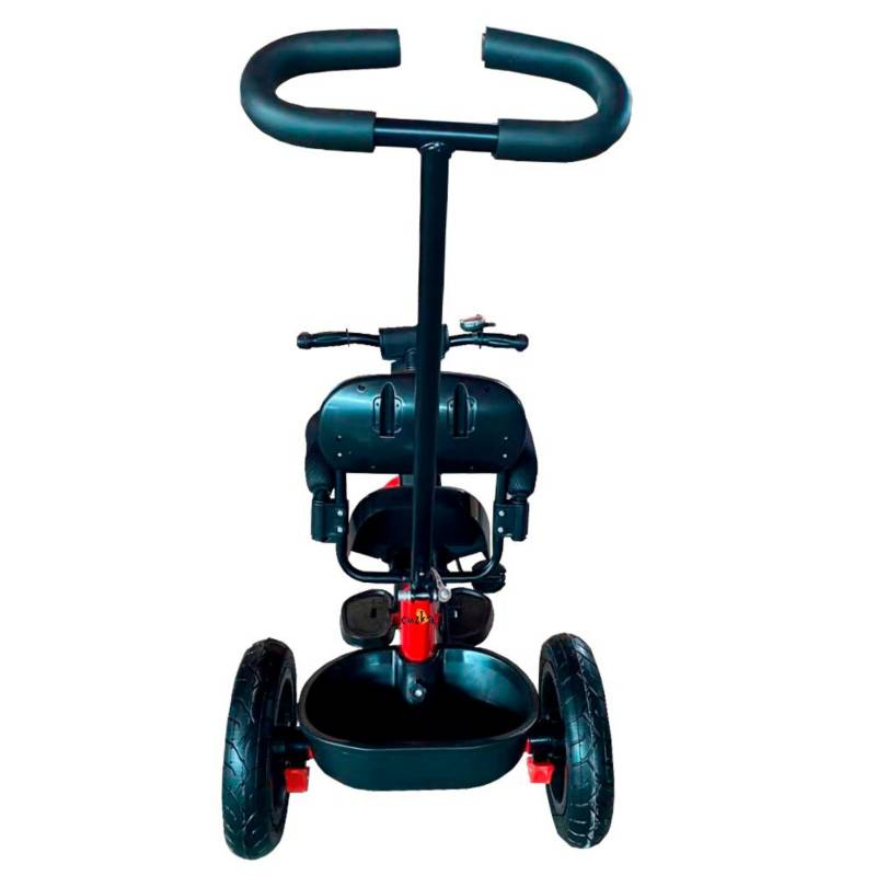 GENERICO - Triciclo Guiador ''TREND''  RED
