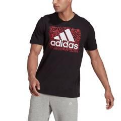 Adidas - Polo DoodleGraphic Casual Hombre