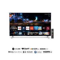 "PHILIPS - Televisor 50"" Borderless 4K Ultra HD Smart TV 50PUD7625"