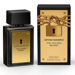 ANTONIO BANDERAS - Golden Secret EDT 200 ml