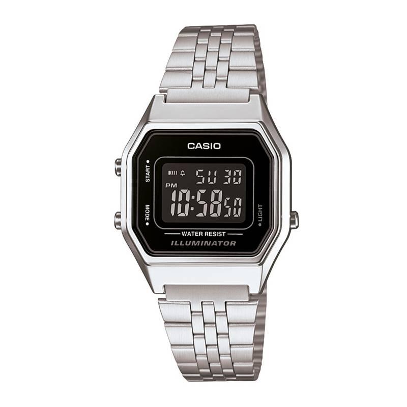 CASIO - Reloj Digital Mujer LA680WA-1B Casio