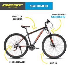 BEST - Bicicleta Montañera Bestia Aro 29